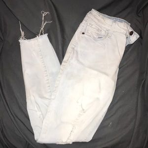 Old navy Light wash color mid rise skinny jeans